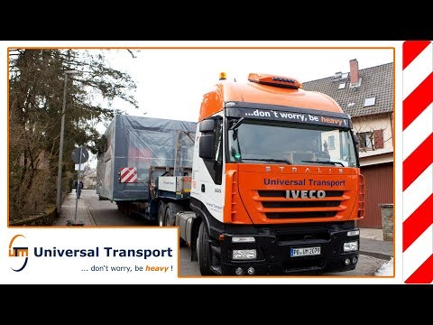 Universal Transport - Cubig module house