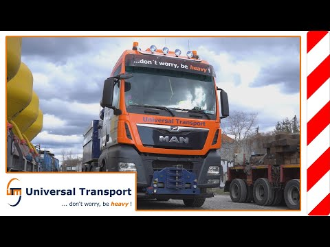 Universal Transport - Transformer transport in prague