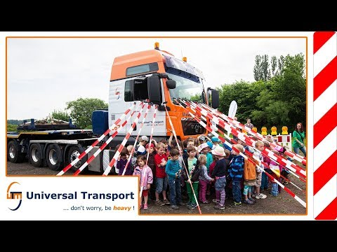 "Universal Transport - Aktion ""Toter Winkel"""