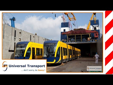 Universal Transport - Tramways for Down Under