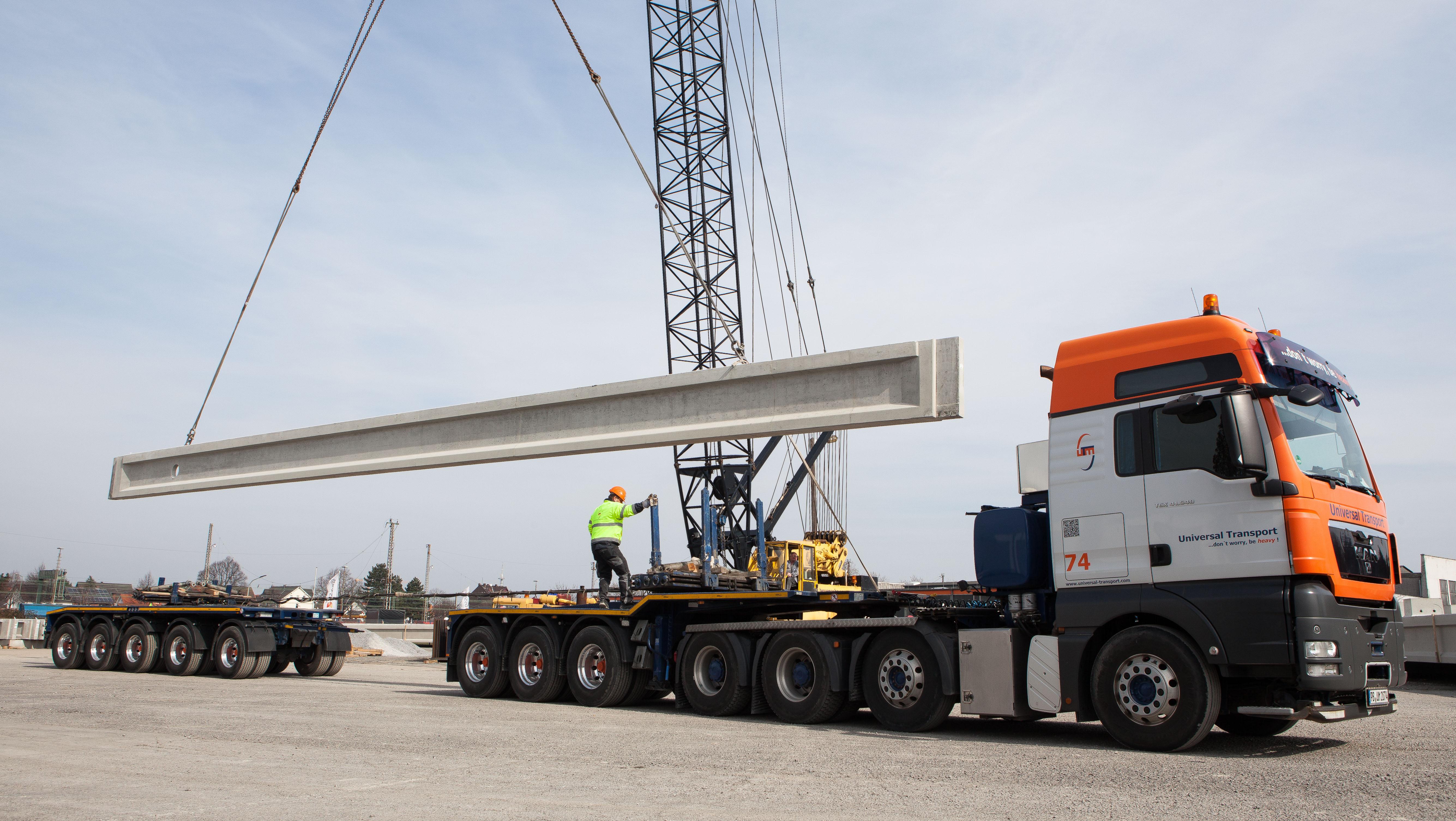 Universal Transport Bauwirtschaft